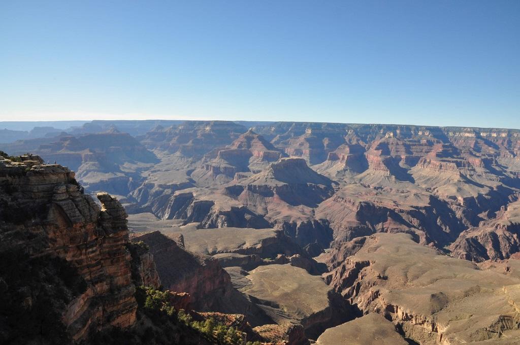 Grand Canyon dove dormire